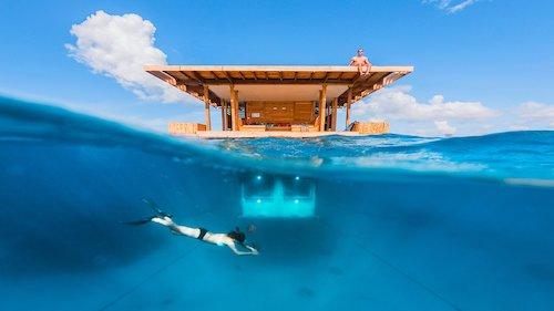Live Like a Mermaid at Manta Resort