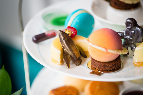 Science-fuelled afternoon tea for kids
