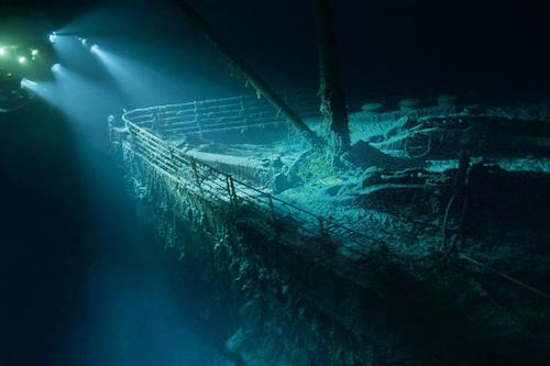 Discover the real Titanic in a deep sea discovery