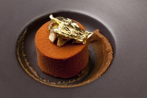 Walnut Whip from Chef Alyn Williams
