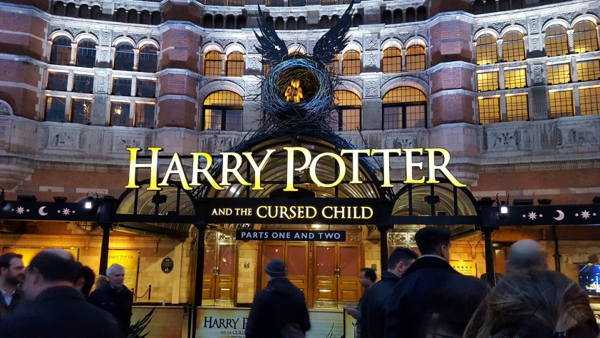 Harry Potter and the Cursed Theatre Show in London