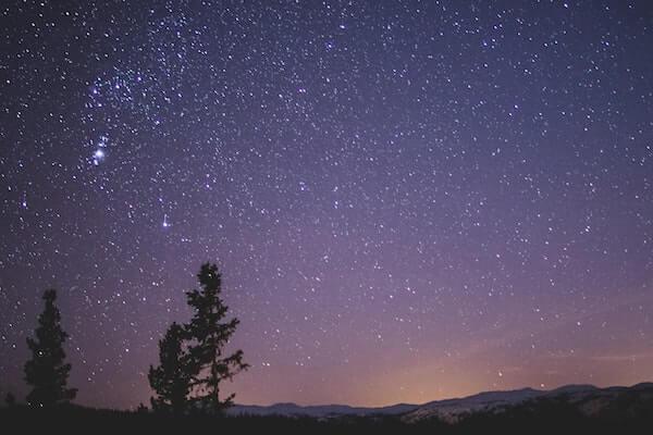 Enjoy a memorable night under the stars at Glenapp Castle