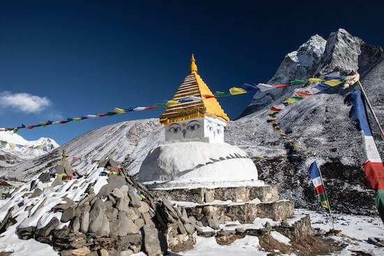 Visiting Everest Base Camp should be at the top of your bucket list