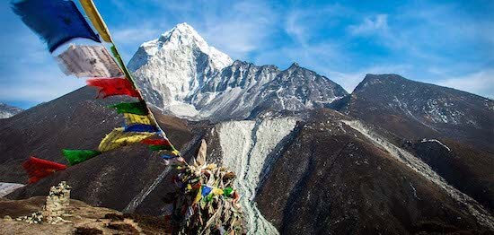 7-Day Everest Base Camp Trekking And Helicopter Trip