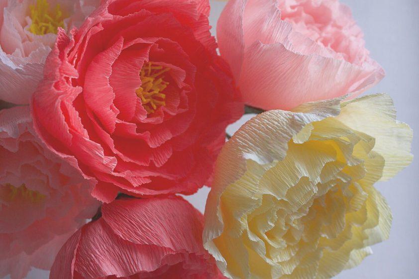 Paper flower masterclass
