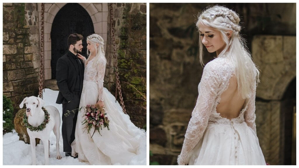 Daenerys Bride GoT Wedding