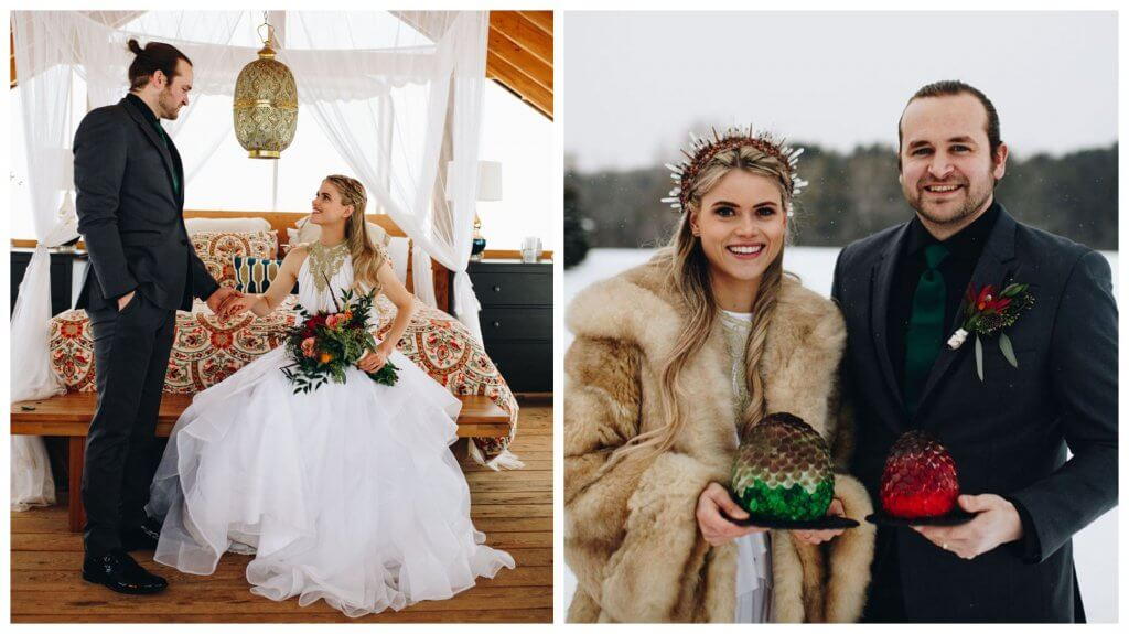 GoT Winter Wedding