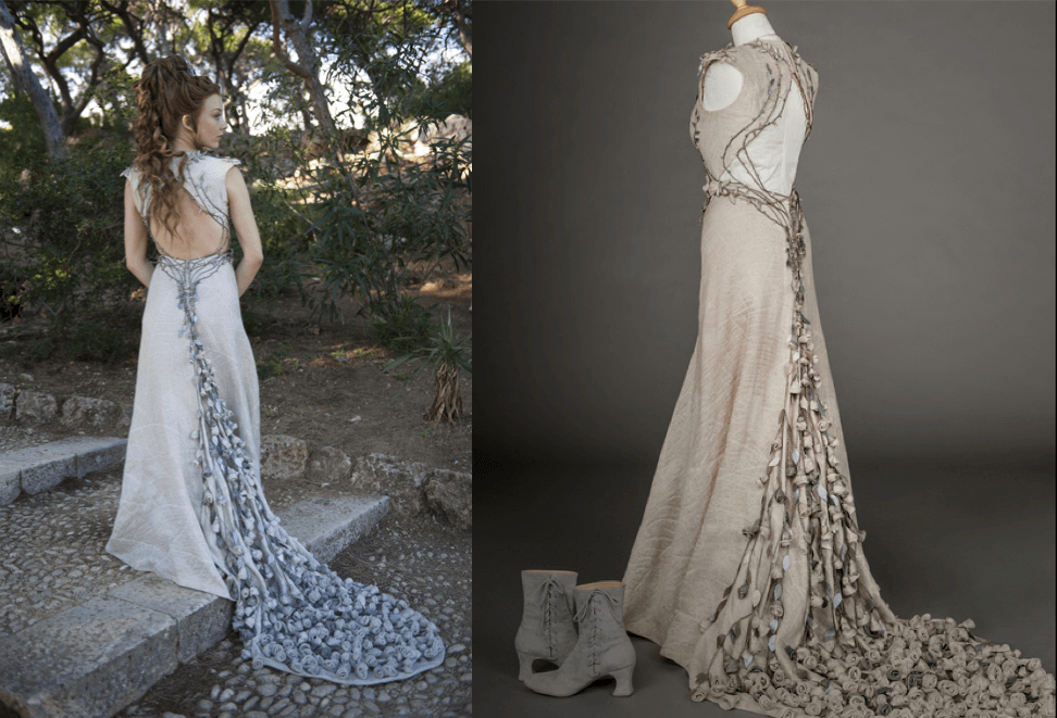 Margaery Tyrell's Wedding Dress