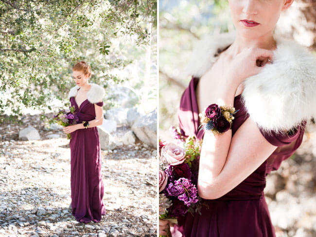 Sansa Bridesmaid Outfit