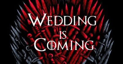 How To Throw a Game of Thrones Wedding