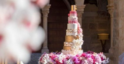 Top 10 Wedding Cake Trends for 2019 by Elizabeth's Cake Emporium