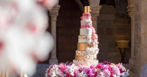 Top 10 Wedding Cake Trends for 2019 by Elizabeth's Cake Emporium