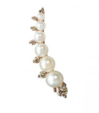 Anoushka pearl pin