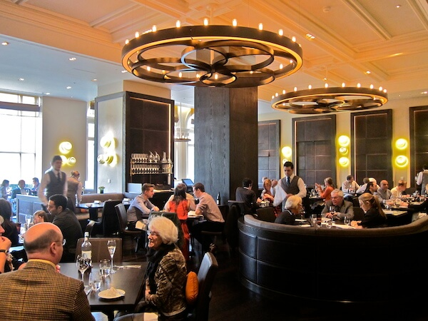 Lunch Service at Dinner by Heston Blumenthal