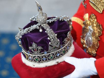 Queens Imperial State Crown