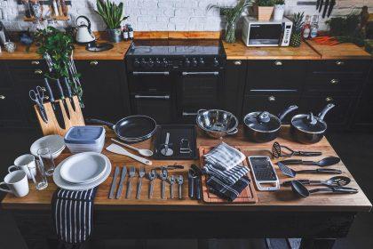 Luxury kitchen box
