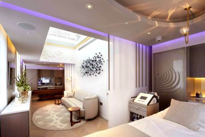 Elemis Spa Penthouse