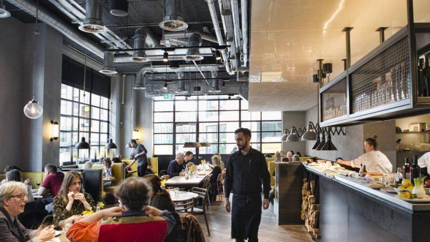 Palatino, Italian restaurant London