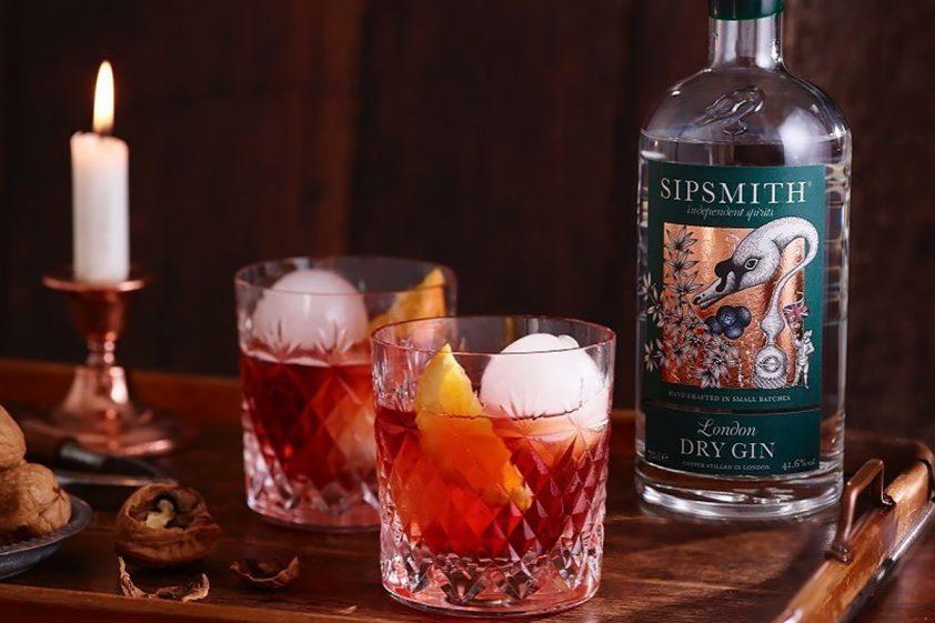 Sipsmith Gin Tasting