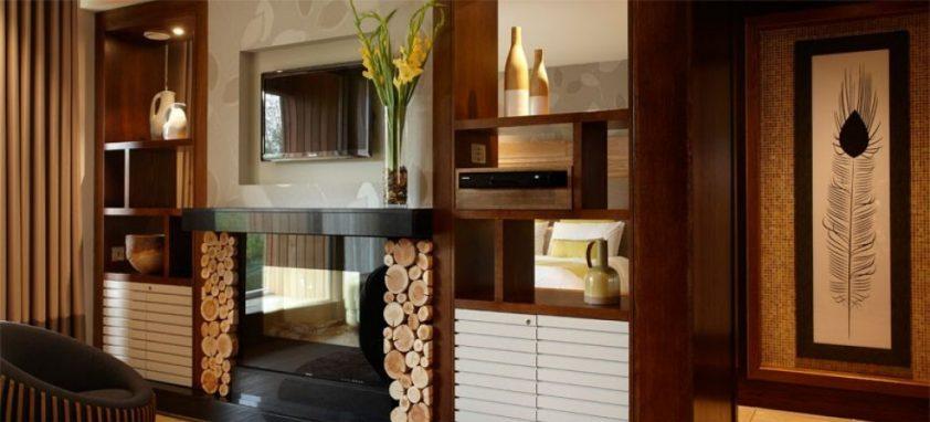 Room at Aqua Sana Woburn Forest Bedfordshire