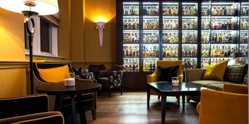 Scotch at The Balmoral - Decades Whisky