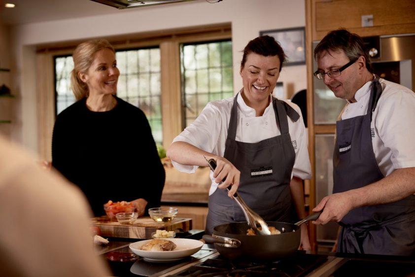 Raymond Blanc Cookery School
