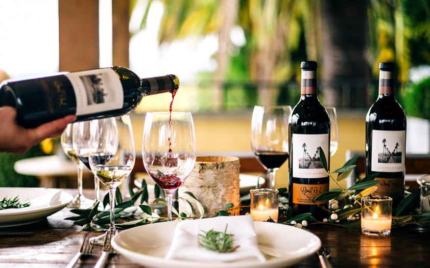 Wine tasting gift experience for mum