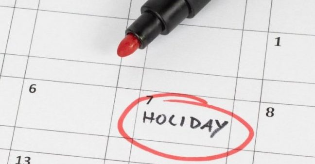 What Are The UK Bank Holidays for 2020?