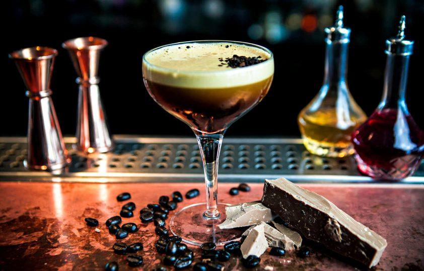 Chocolate cocktail masterclass MyChocolate London