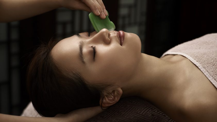 Spa experience at Chuan Body & Soul
