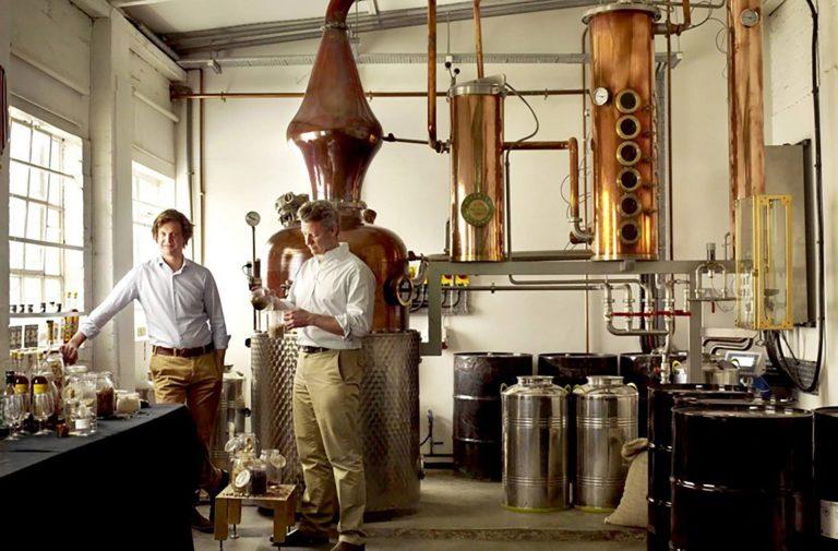 Sipsmith Distillery Tour