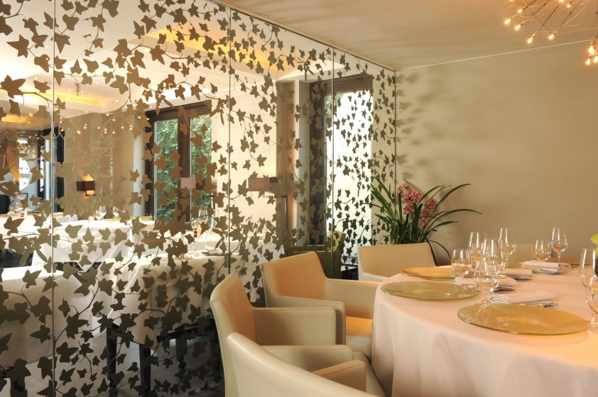 Mayfair Michelin Star Restaurant, The Greenhouse