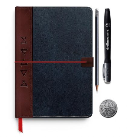 The Witcher Notebook