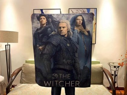 The Witcher Tapestry Banner