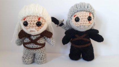 The Witcher crochet