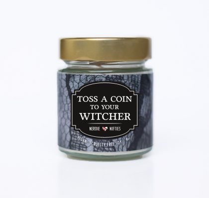 Toss a Coin to Your Witcher Candle