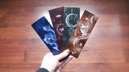 Witcher Bookmarks