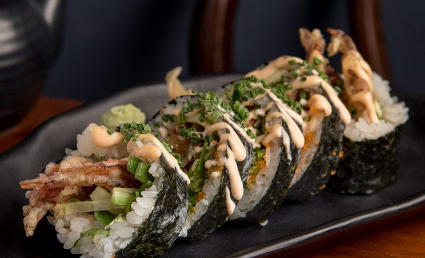 Sushi at The Umi