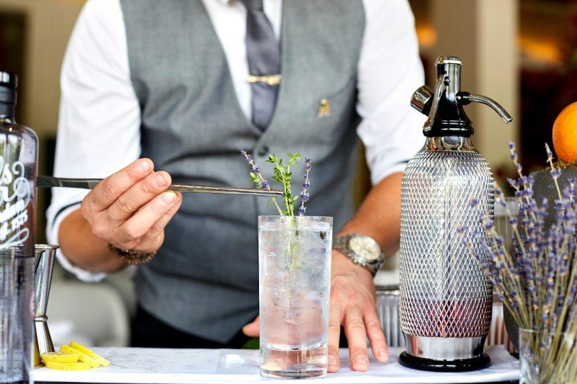 Botanical gin masterclass