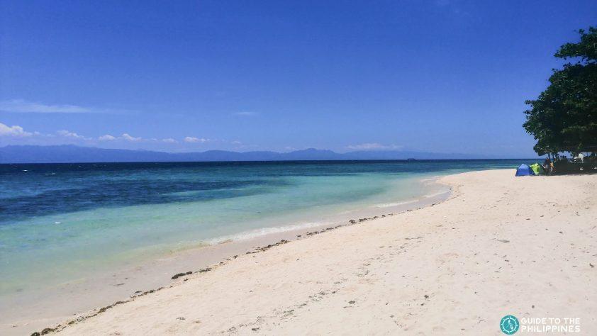 Lambug Beach, Badian, Cebu?
