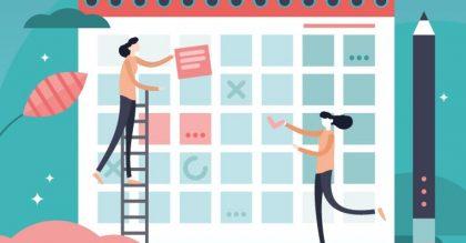 Reduce Stress Calendar