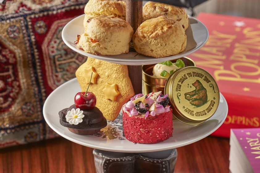 Aqua Shard Mary Poppins sweet treats