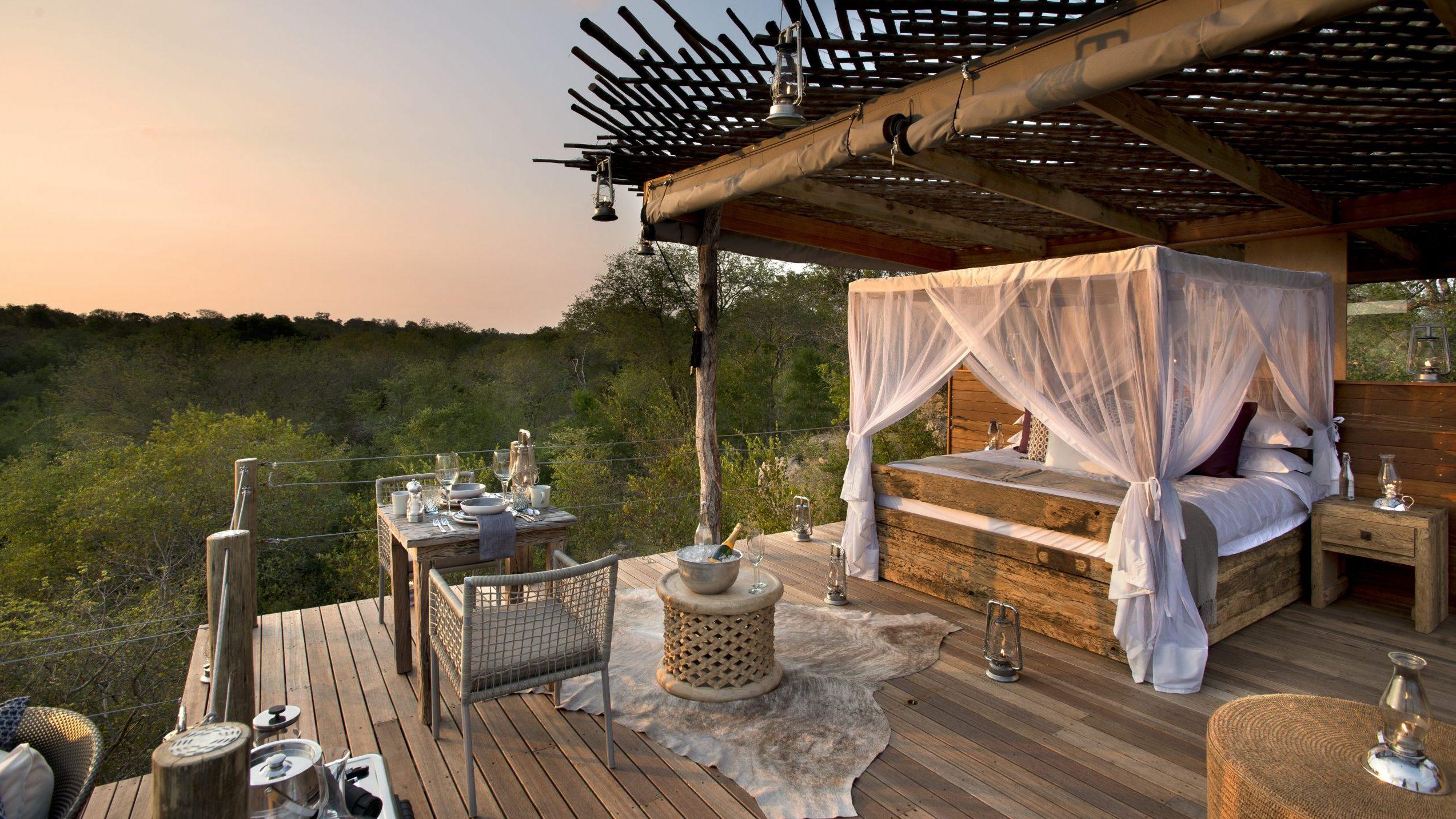 Treehouse Safari South Africa