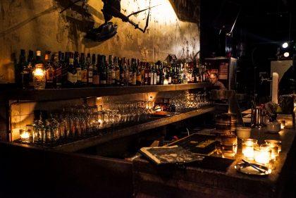 Bourbon inspired getaway