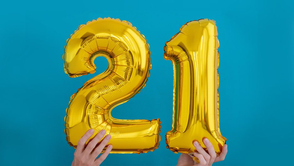25 Best 21st Birthday Gifts To Celebrate The Big Day