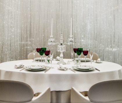 Michelin star dinner for 16th anniversary dinner