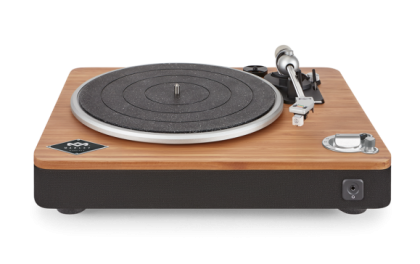 House of Marley Bamboo Record Player