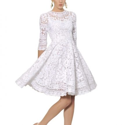 D&G lace dress