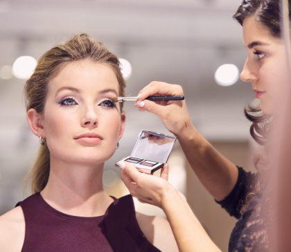 Cosmetics A la Carte makeup workshop at
