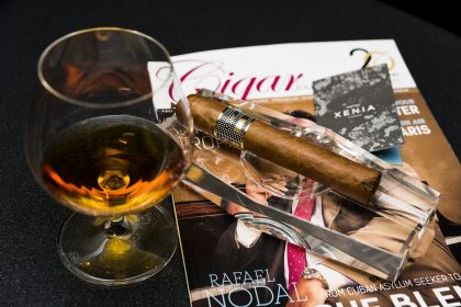 Whisky Cigar Pairing
